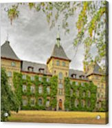 Alnarp Castle Building Rear Acrylic Print