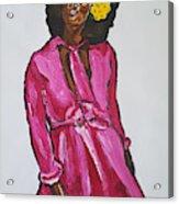 Amara Lanegra Acrylic Print