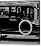 Ambulance - Armstrong And Hotson 1918 Acrylic Print