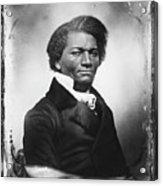 American Abolitionist Frederick Douglass Acrylic Print