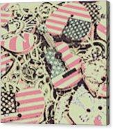 Americana Audio Acrylic Print