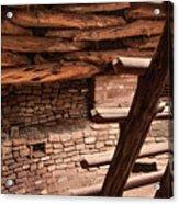 Anasazi Home Acrylic Print