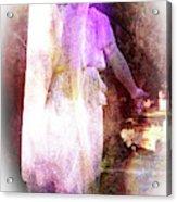 Angel Ethereal Acrylic Print