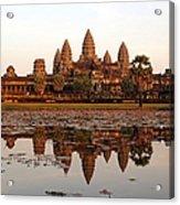 Angkor Wat - Siem Reap - Cambodia Acrylic Print