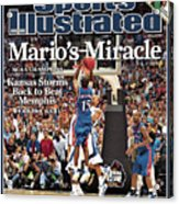 April 14, 2008 Sports Illustrate Sports Illustrated Cover Acrylic Print