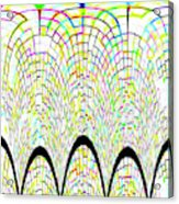 Arches 3 Acrylic Print