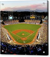 Arizona Diamondbacks V Los Angeles Acrylic Print