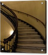 Arlington Spiral Stairs Acrylic Print