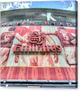 Arsenal Fc Stadium London Acrylic Print