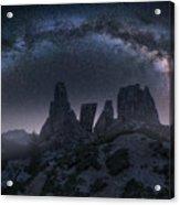Art Of Night II Acrylic Print