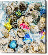 Artificial Aquarium  Acrylic Print