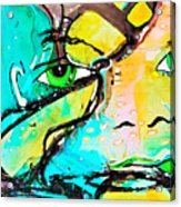 Artis Energy 2 Acrylic Print