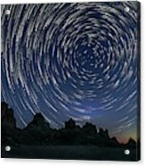 Astroscapes 0 Acrylic Print