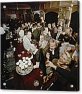 At The Buena Vista Bar Acrylic Print