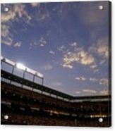 Athletics V Orioles Acrylic Print