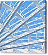 Atlanta Architecture Interior Detail Acrylic Print
