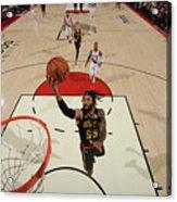 Atlanta Hawks V Portland Trail Blazers Acrylic Print