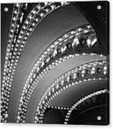 Auditorium Theater In Chicago Acrylic Print