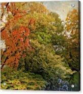 Autumn Riches Acrylic Print