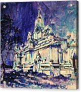 Bagan- Myanmar Acrylic Print