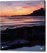 Bamburgh Castle Bam0031 Acrylic Print
