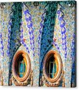 Barcelona Mosaic  Acrylic Print