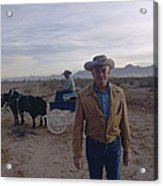 Barry Goldwater Acrylic Print
