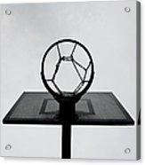 Basketball Hoop Acrylic Print