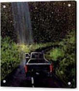Beam Acrylic Print