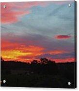 Beautiful Sunrise Acrylic Print
