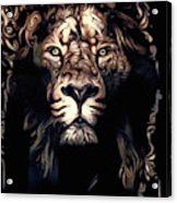 Beauty's Beast Acrylic Print