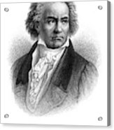 Beethoven Acrylic Print