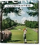 Ben Hogan, 1954 Masters Tournament Sports Illustrated Cover Acrylic Print