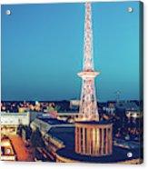 Berlin - Funkturm Acrylic Print