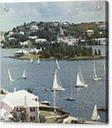 Bermuda View Acrylic Print