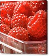 Berries In Carton Acrylic Print
