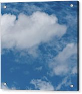 Big Sky, Little Bird Acrylic Print