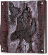 Black Ivory Issue 1b15 Acrylic Print