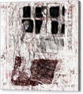 Black Ivory Issue 1b19 Acrylic Print