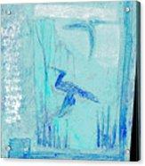 Black Ivory Issue 1b51a Acrylic Print