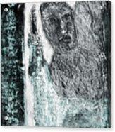 Black Ivory Issue 1b60a Acrylic Print