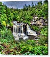 Blackwater Falls, Blackwater Falls State Park, West Virginia Acrylic Print