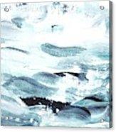 Blue #11 Acrylic Print