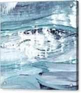 Blue #12 Acrylic Print