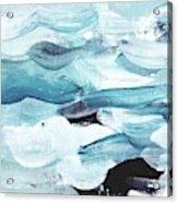 Blue #13 Acrylic Print