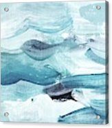 Blue #14 Acrylic Print