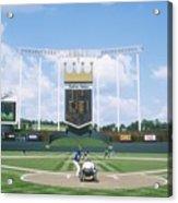 Blue Jays V Royals Acrylic Print