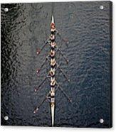 Boat Race Acrylic Print