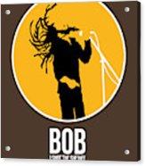 Bob Poster Acrylic Print