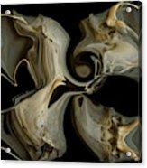 Bone Garden Acrylic Print